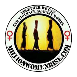 Million Women Rise Website Logo
